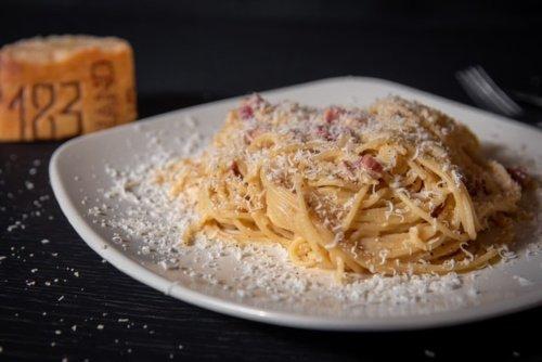 Pasta carbonara - pastarecept