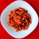 Budget koken pasta