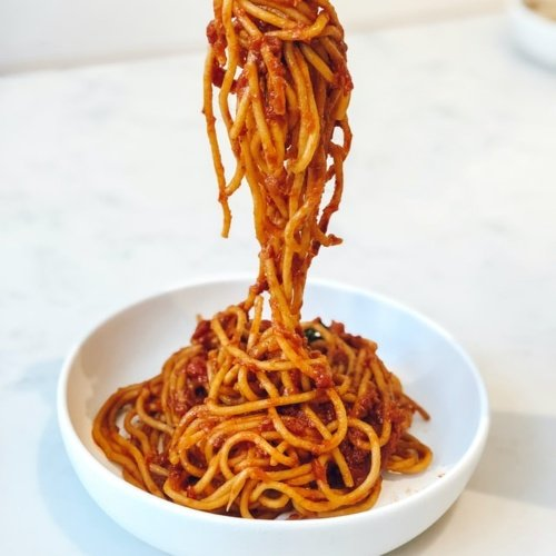 Spaghetti bolognese - pastarecept